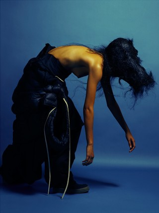 Mario Sorrenti and Alastair McKimm shoot Rick Owens editorial for i-D