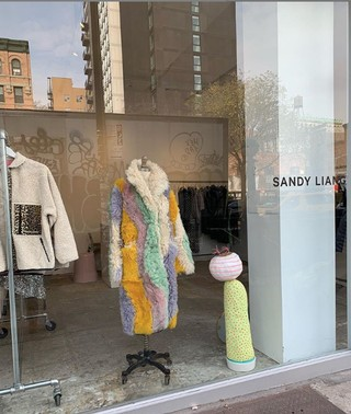 Sandy Liang Pop Up Shop