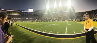 LSU field