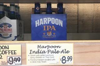 Trader Joes Harpoon IPA
