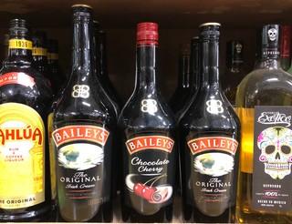 Baileys bottle options