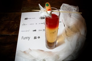 dude's abode bunny's toe cocktail
