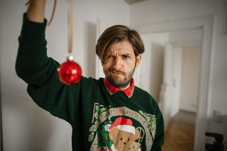 Michael Buchinger mag Weihnachten nicht