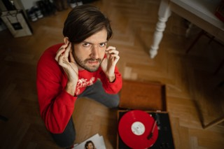 Michael Buchinger mag keine Weihnachtslieder
