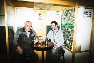 Antikvaren Bjørn på Cafe Stadion 2018