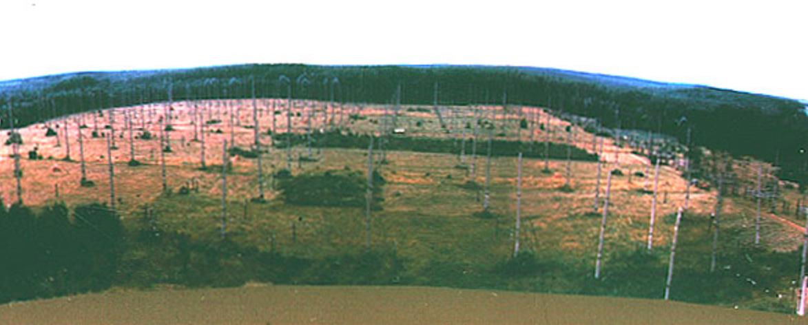 Russia's SURA facility.