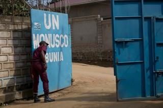 DRC elections violence