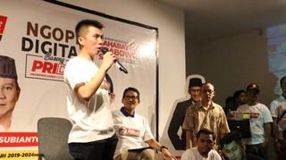 Anthony Leong, Prabowo camp