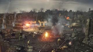 Eastern Front urban warfare