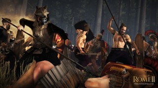 Rome 2 warfare scene