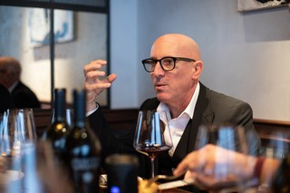 We Had Maynard James Keenan Judge Pairings of His Wines with