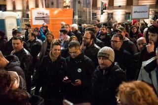 Vuk i Nataša Jeremić, Protest 1 u 5 miliona