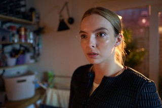 Jodie Comer in 'Killing Eve'