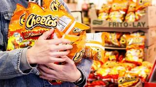 Flamin' Hot Cheetos Munchies