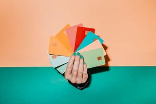 Rewards credit card. Photo by Beatrix Boros Stocksy