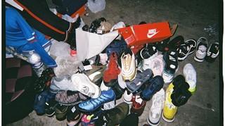 Nike TN au marché de Clignancourt