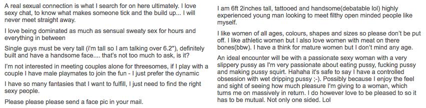 donna moderna sesso siti di appuntamenti