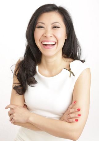 Author Melissa Leong