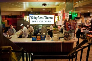 Best Places to Eat in Chicago - Billy Goat Tavern