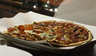 Best Places to Eat In Chicago - Marie's Pizza and Liquors
