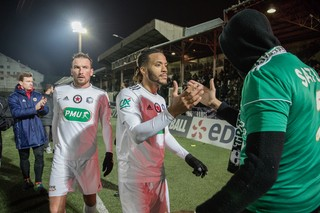 Red Star - Caen, retour à Bauer