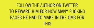 reward the beautiful author