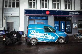 Burger Palace biler