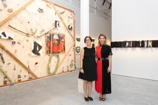 Artists Shubigi Rao and Lucy Liu