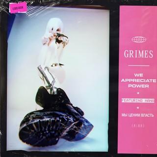 Grimes-We-Appreciate-Power-Single-Cover-Final
