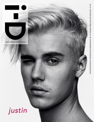 Justin Bieber i-D