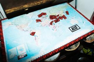 ALIS-parker over hele verden