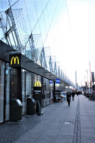 McDonald's ved Rådhuspladsen