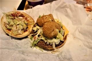 McDonald's burger hack