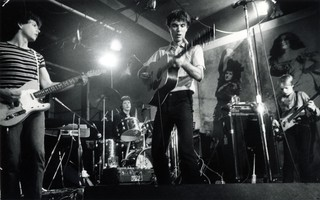 Talking Heads at CBGB's