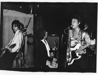 Heartbreakers at CBGB's