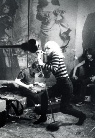 Blondie at CBGB's