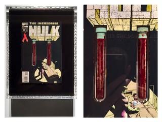 New work by Jordan Eagles, based off a 1994 HULK comic called