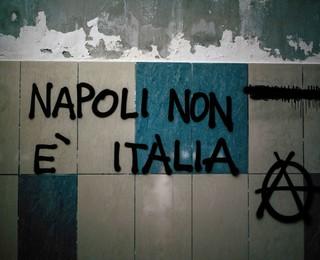 Sam Gregg ritratti Napoli