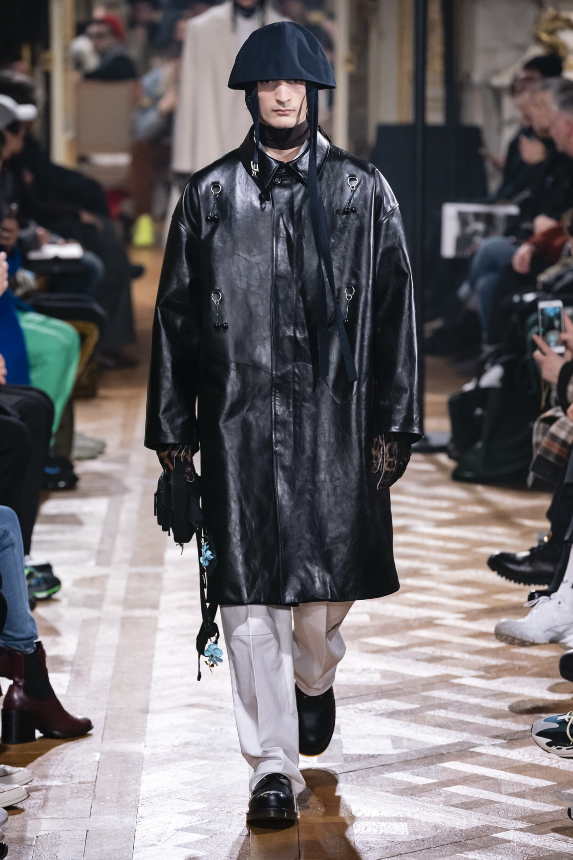 Raf Simons Delivered A Defiant David Lynch Themed Creative Call Of Arms I D