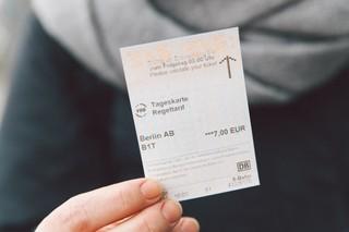 Die Tageskarte hat 7 Euro gekostet