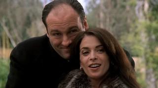 Tony und Gloria im Zoo