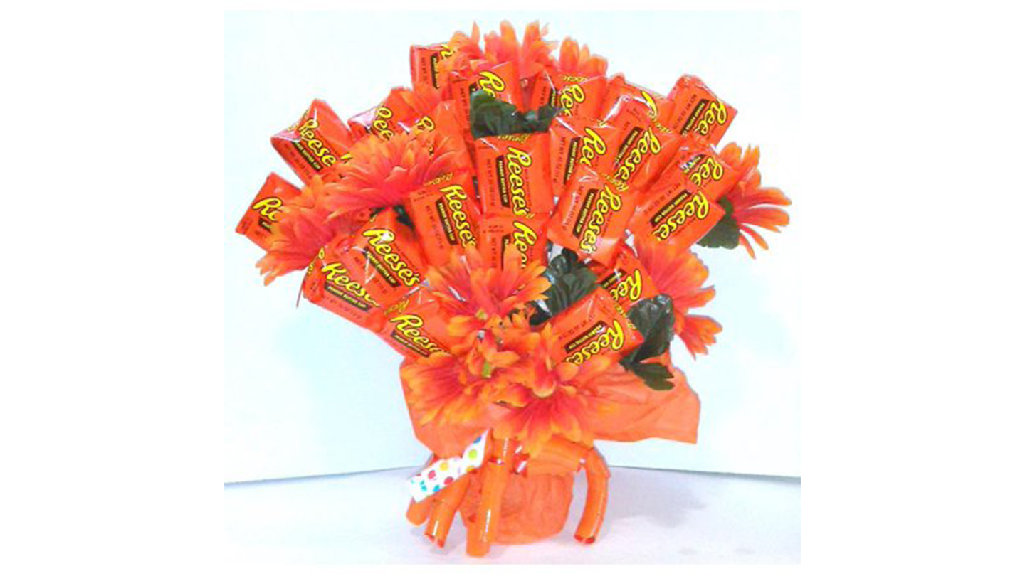 Reese's bouqet