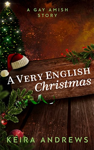 The cover of the book A Very English Christmas