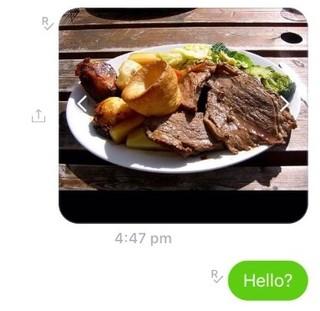 image of roast dinner