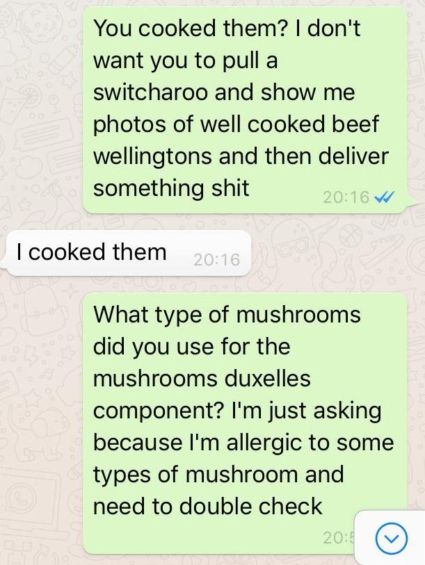wellington text