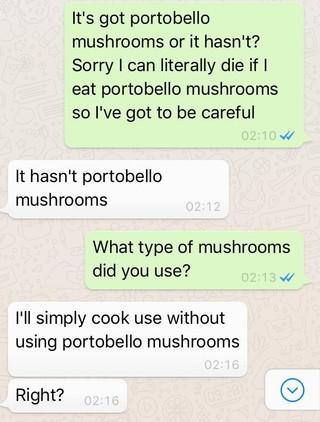 portobello text