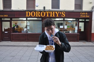 1547813898514-Author-CC-eating-Dorothys-food