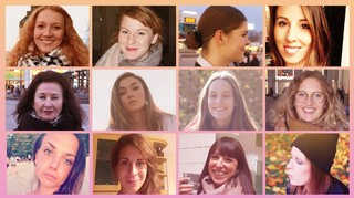 Hundert Frauen Frauenwahlrecht Jubiläum