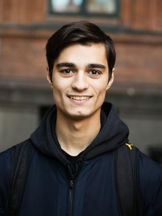 Pedro, 18 år