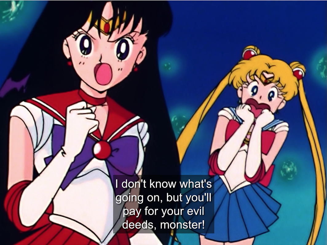 Fashion Horoscopes: The Signs As Sailor Moon Characters - GARAGE